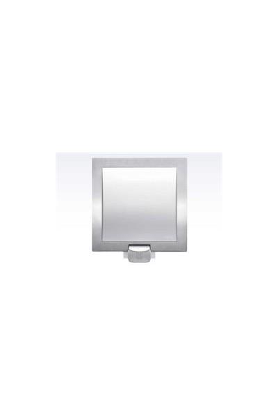 Sensorlampe udendørs L 20 rustfri