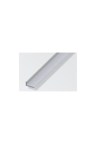 Vinkelprofil 40x15x1,5 mm Aluelox 1 m