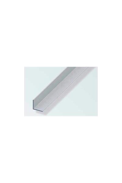 Vinkelprofil 30x20 x 2 mm Aluelox 1 m