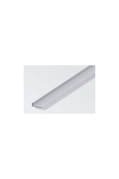 Vinkelprofil 25x20 x 1,5 mm Aluelox 1 m