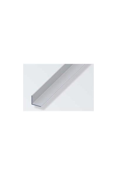 Vinkelprofil 10x10 x 1 mm Aluelox 1 m