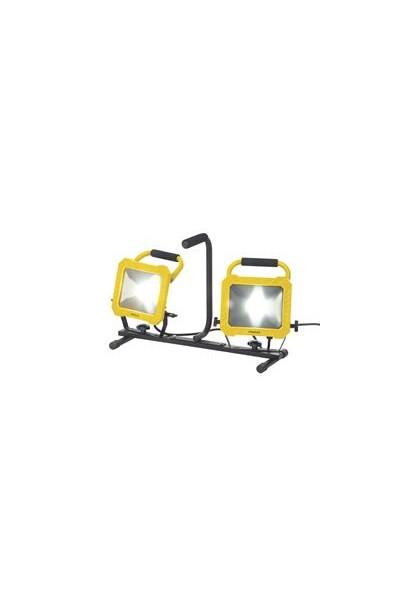 Stanley LED arbejdslampe 8000Ltwin dimm