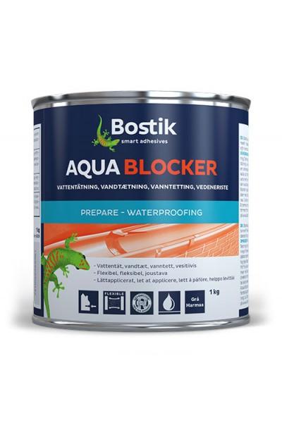 AQUA BLOCKER - 1 kg - Grå  -  vandtætning udendørs