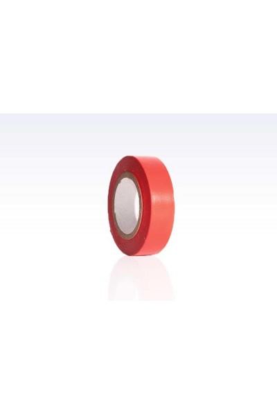 Isolerbånd 15 mm x 10 m rød