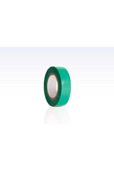 Isolerbånd 15 mm x 10 m grøn