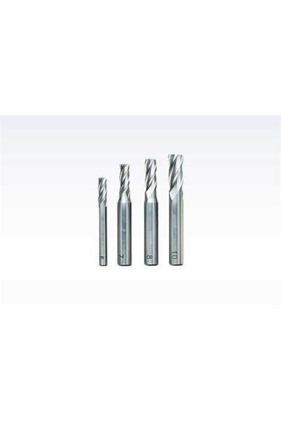 Skaftfræser-Sæt 6-10 mm HSS