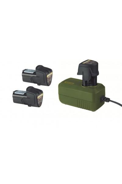 Lader, LG/A til Proxxon akku batteri