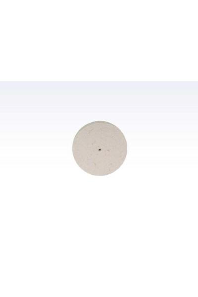 Polerskive Filt 100 x 15 mm