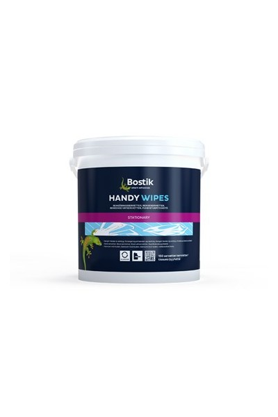 HANDY WIPES - 0,1 ltr - store vådservietter